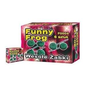Wesołe żabki Błyskające tabletki - P0004A
