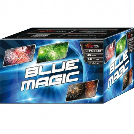 BLUE MAGIC - PXB3601