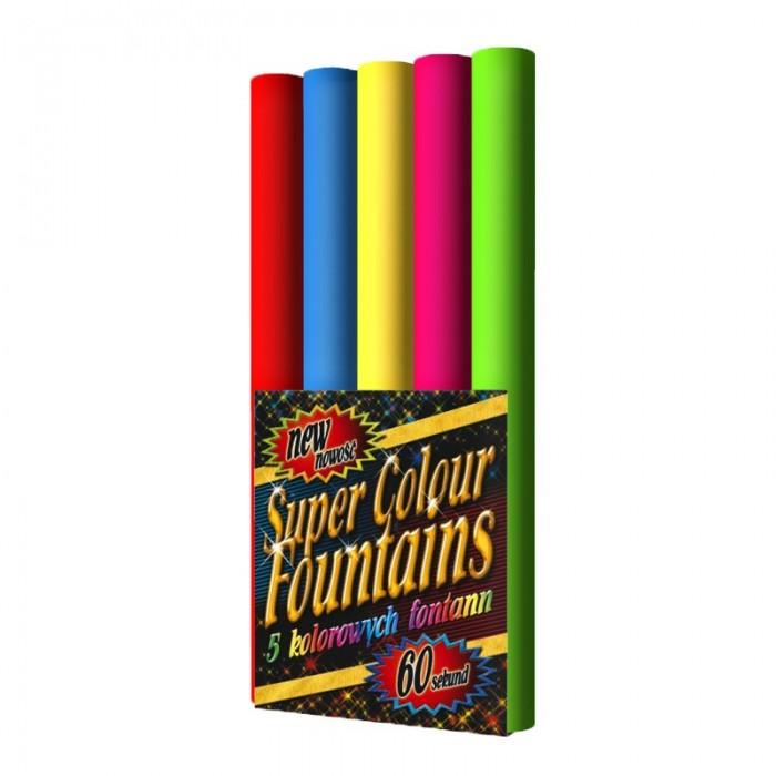 SUPER COLOUR FOUNTAINS – JF33