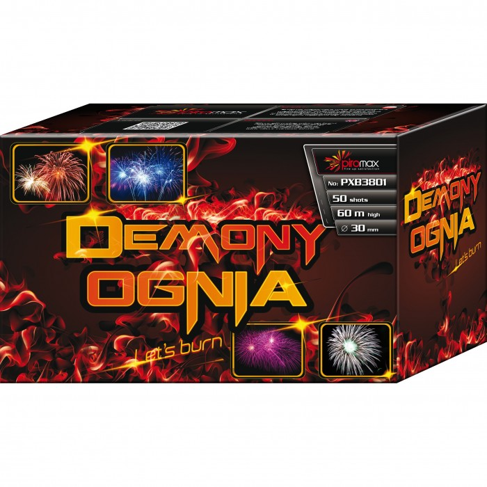 DEMONY OGNIA - PXB3801