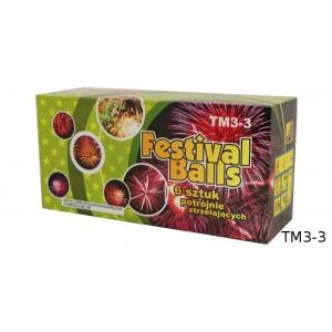Festival Balls - TM3-3