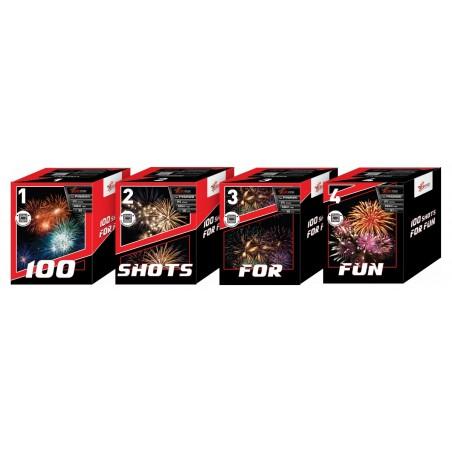 100 SHOTS FOR FUN – PXS202