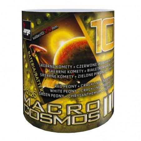 MACROCOSMOS III 10 STRZAŁÓW 20MM