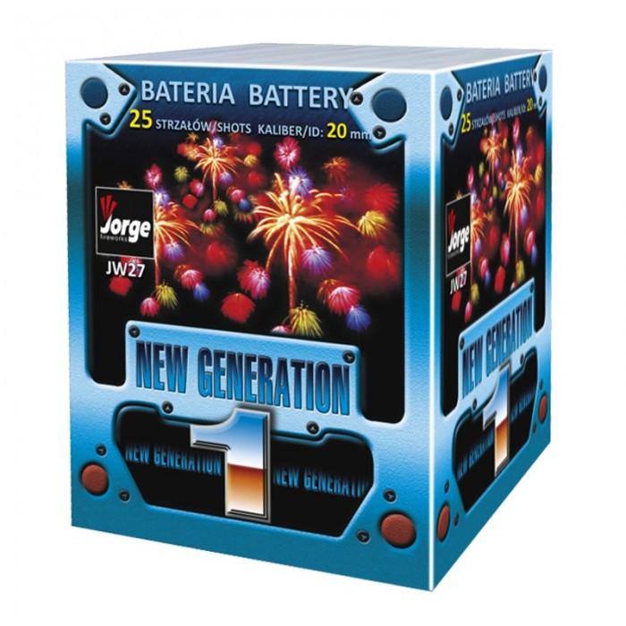 NEW GENERATION 10 - JW27