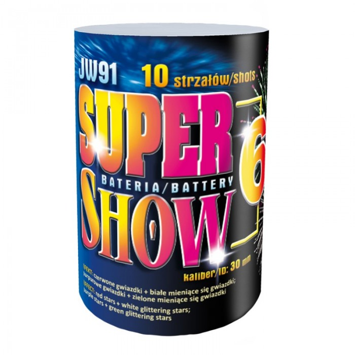 SUPER SHOW 6 - JW91