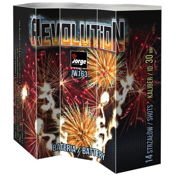 """REVOLUTION"" - JW163"