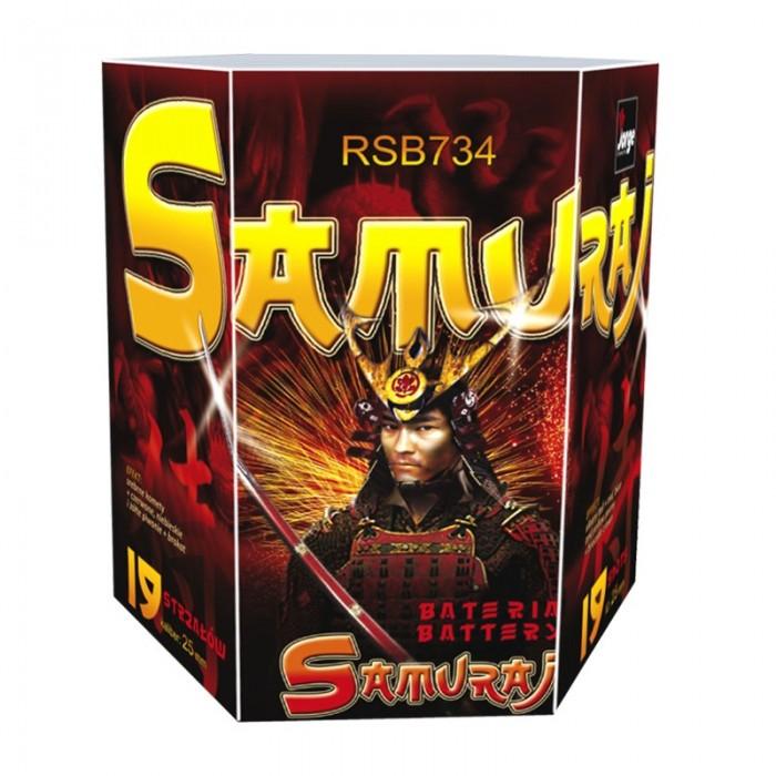 SAMURAJ - RSB734