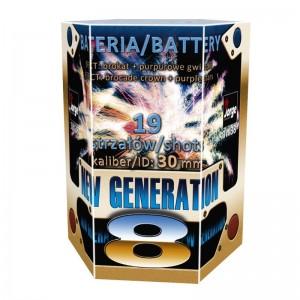 NEW GENERATION 8 - JW38