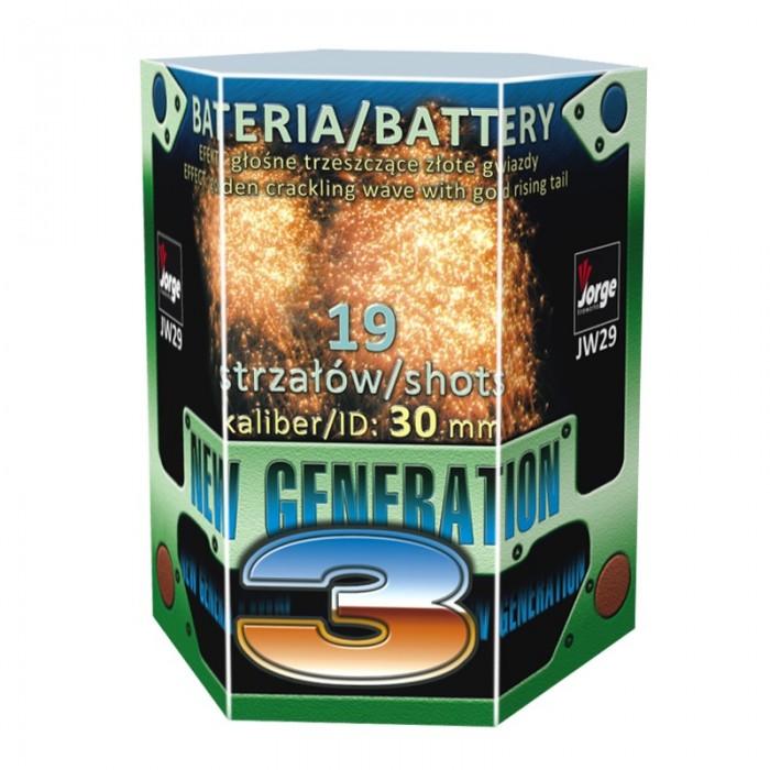 NEW GENERATION 3 - JW29