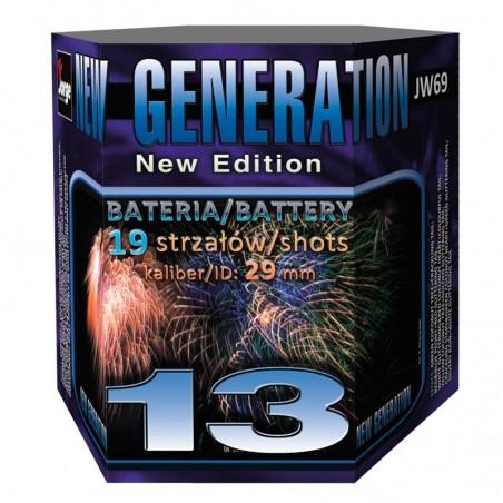 NEW GENERATION 13 - JW69