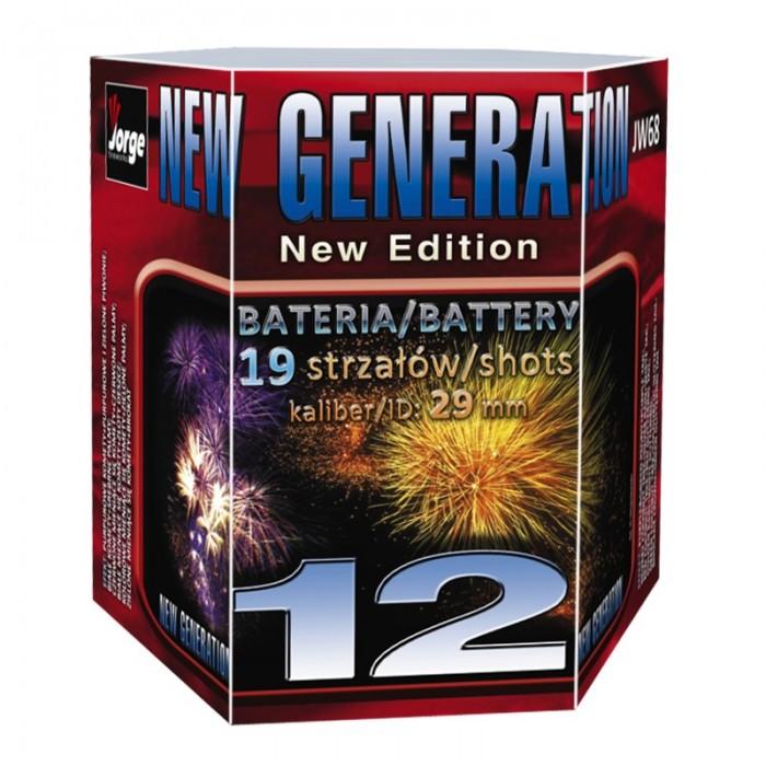 NEW GENERATION 12 - JW68