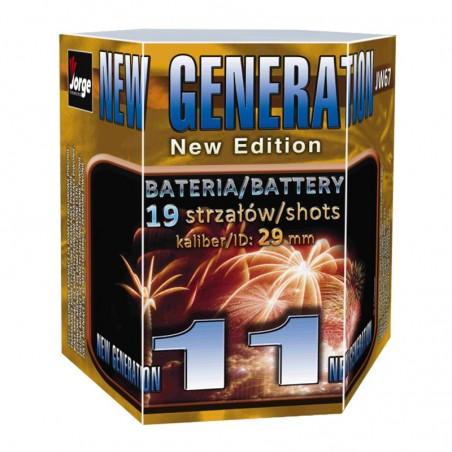 NEW GENERATION 11 - JW67