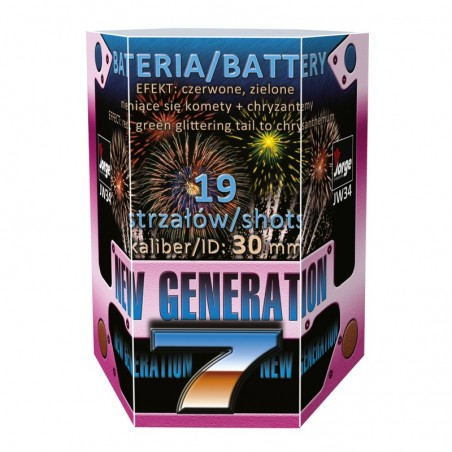 NEW GENERATION 7 - JW34