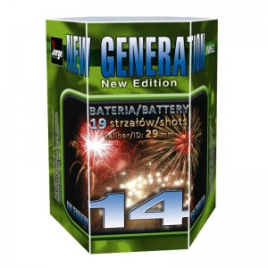 NEW GENERATION 14 - JW61