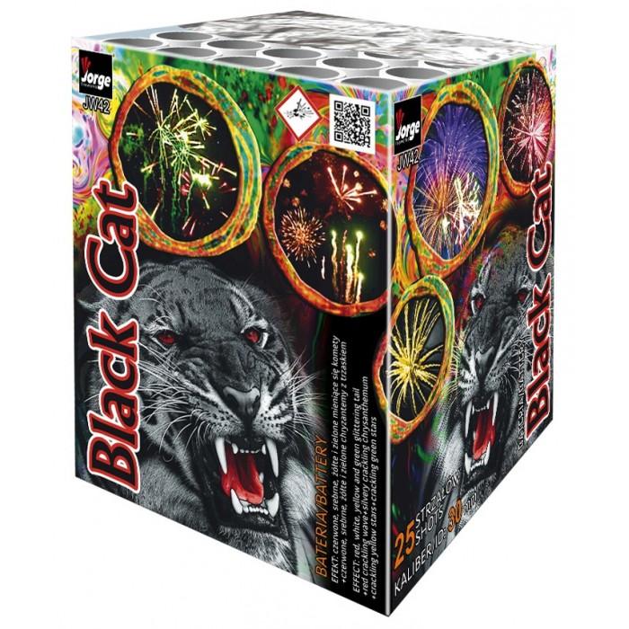 BLACK CAT - JW42