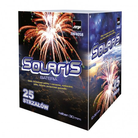 SOLARIS - JW4058