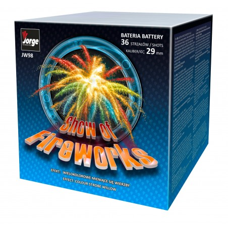 SHOW OF FIREWORKS - JW98