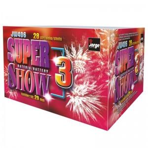 SUPER SHOW 3 - JW406