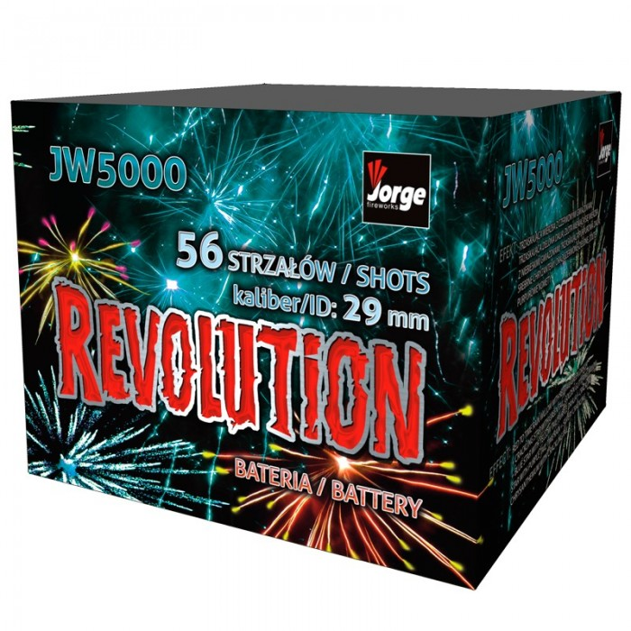 REVOLUTION - JW5000