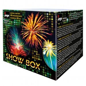 SHOW BOX - JW5020