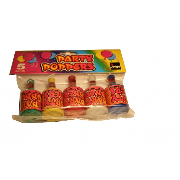 PARTY POPPERS - JK01