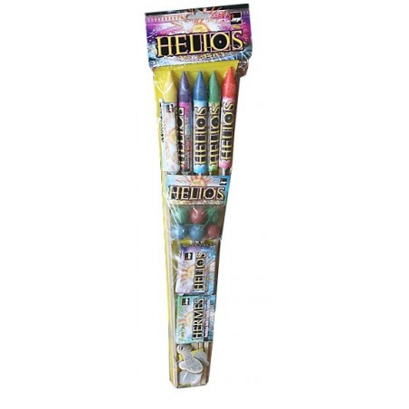 HELIOS - M46