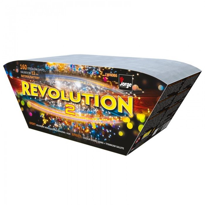 REVOLUTION 2 - JW4086