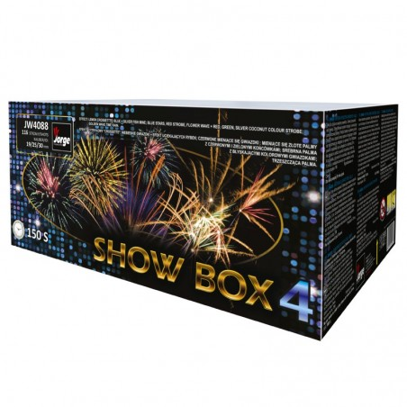 SHOW BOX 4 - JW4088