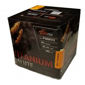 TITANIUM SALUTE - PXB2113