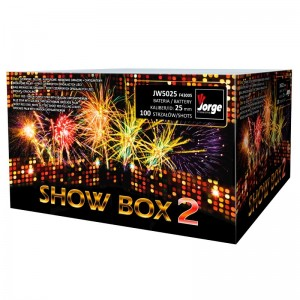 SHOW BOX 2 - JW5025