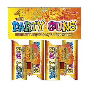 PARTY GUNS - JK02