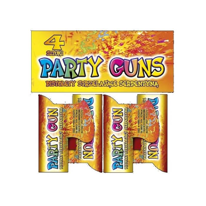 PARTY GUNS - JK02