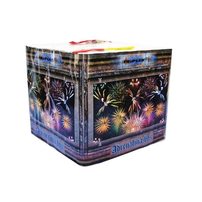 ADRENALINA BOX - TXB876