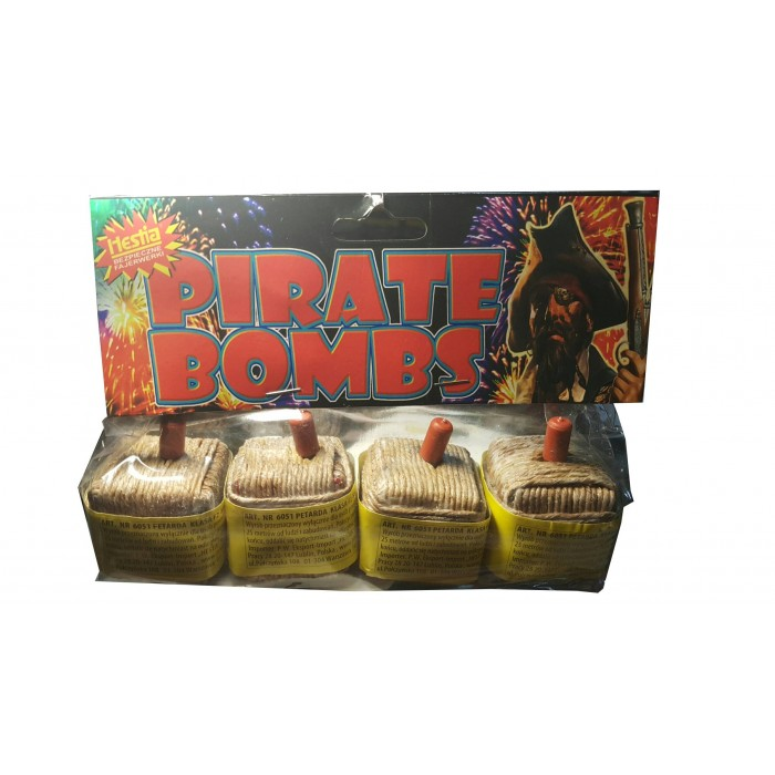 PIRATE BOMBS