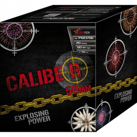 CALIBER 50MM EXPLOSING POWER - PXB3706