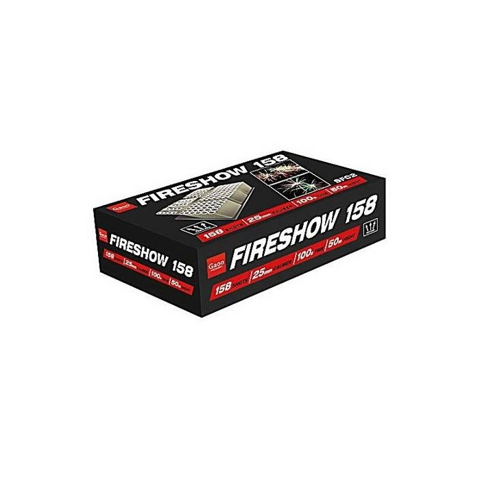 FIRESHOW 158