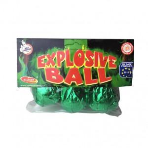 Explosive ball 15