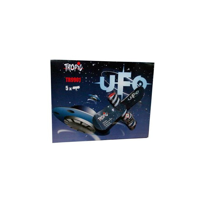 LATAJĄCE MOTYLKI  TROPIC UFO - TR9901