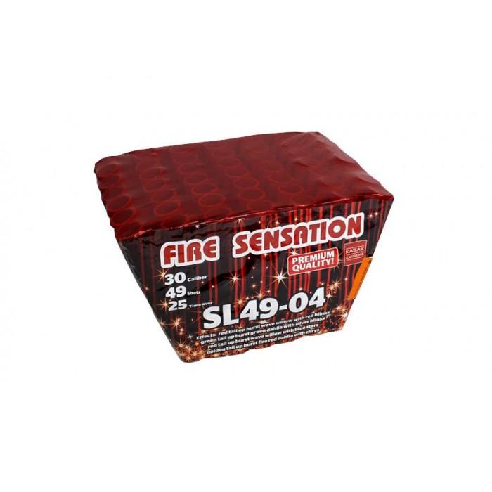 FIRE SENSATION 49 STRZAŁÓW