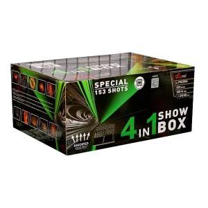 SHOW BOX 4IN1 POKAZ 153 STRZAŁY
