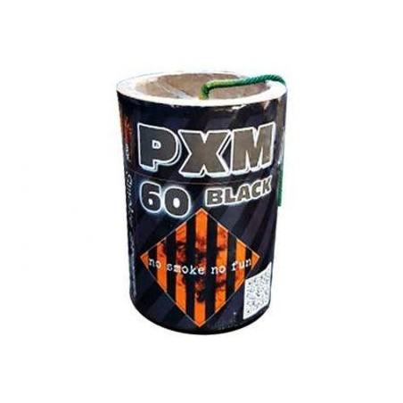 BLACK SMOKE GRENADE 60 SEC