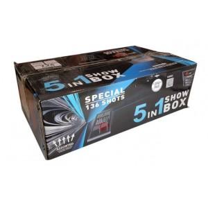 SHOW BOX 5IN1 POKAZ 136 STRZAŁÓW