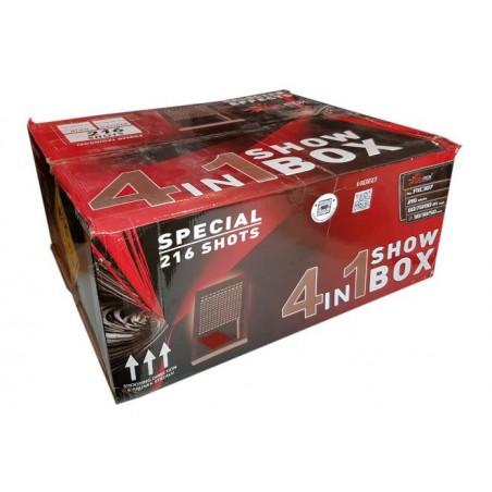 SHOW BOX 4IN1 POKAZ 216 STRZAŁÓW