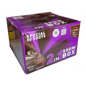 SHOW BOX 2IN1 POKAZ 90 STRZAŁÓW