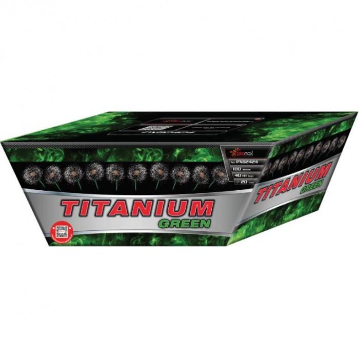 TITANIUM GREEN 100 STRZAŁÓW