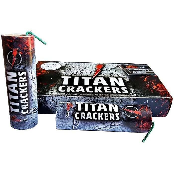 TITAN CRACKERS 6 SZTUK PXP314
