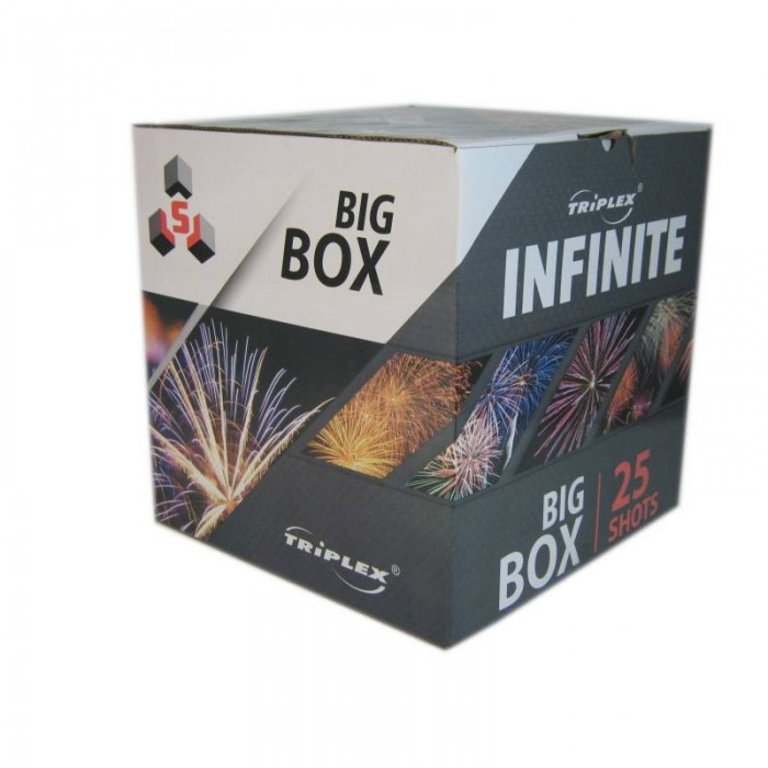 INFINITE BIG BOX 25 STRZAŁÓW