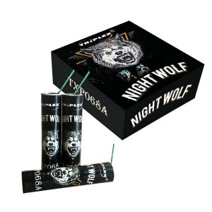 PETARDY NIGHT WOLF TXP068