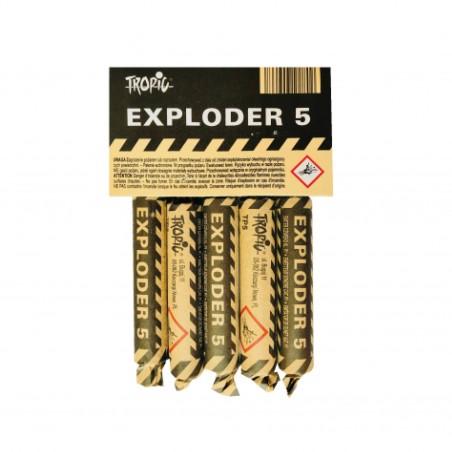 EXPLODER 5 EMITERY DŹWIĘKU 5 SZTUK