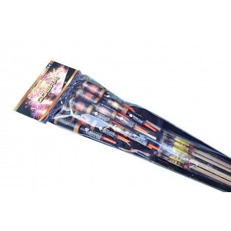 X-SPACE 18 RAKIET